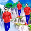 Waterfall Photo Editor -Frames icon