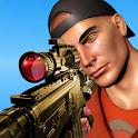 Silent Scope : Invisible Sniper- Army Sniper Shoot icon