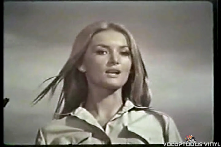 Barbara Bouchet in Tarzan