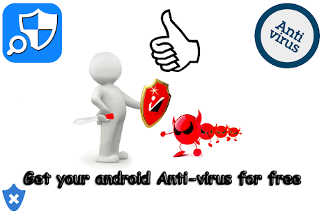 AntiVirus Mobile Security for Android - Free - náhled