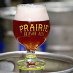Logo for Prairie Artisan And Trve Brewing Collaboration