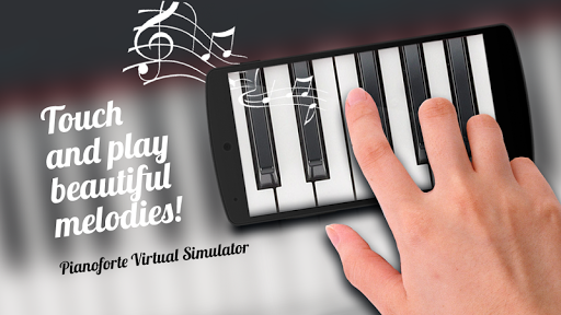 Pianoforte Virtual Simulator
