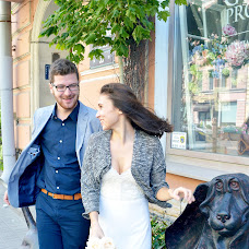 Wedding photographer Darya Prokopenko (akvarelfordasha). Photo of 31.07.2015