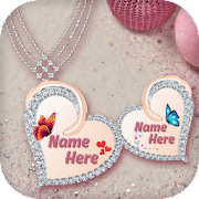 Write Name On Locket