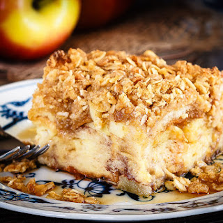 Apple Cream Pudding Recipes