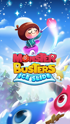 Monster Busters: Ice Slide screenshots 6