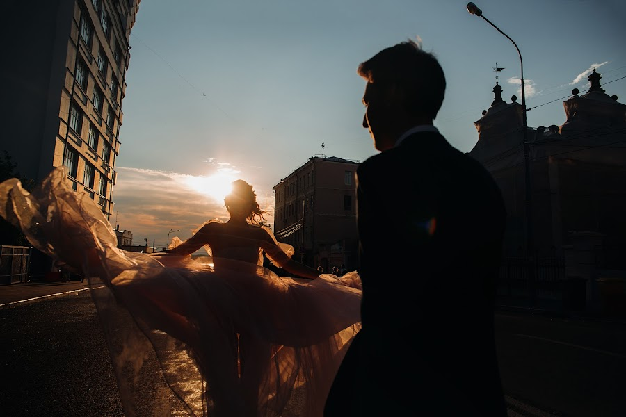 Fotografo di matrimoni Nadya Yamakaeva (NdYm). Foto del 26.07.2018