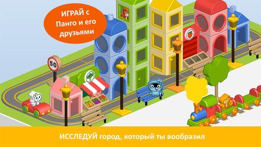 Pango Build City скачать на планшет Андроид