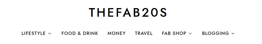 THEFAB20S Blog