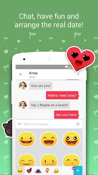 WannaMeet – Dating and Chat App