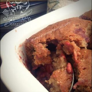 Vegan Strawberry Loaf