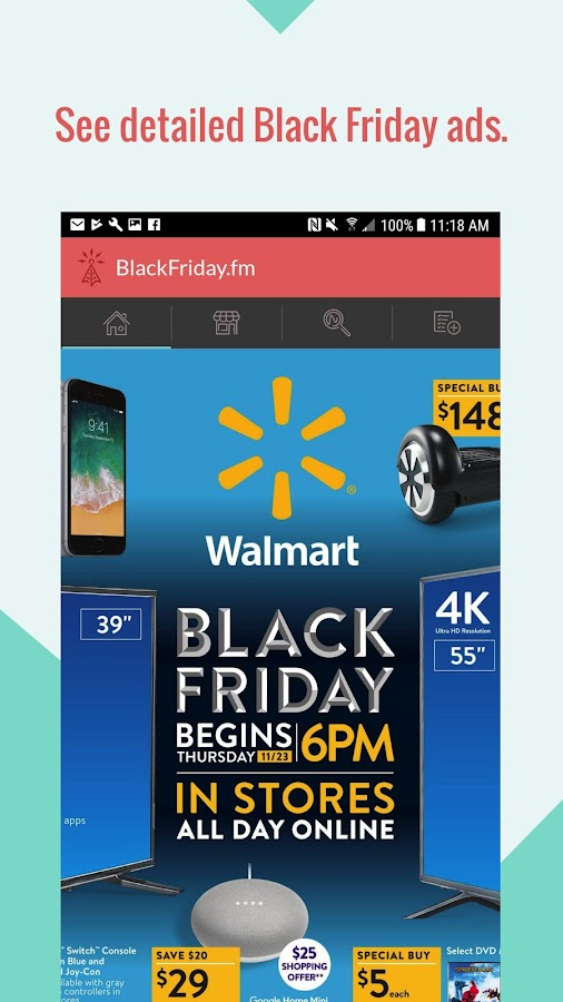 Black Friday Ads 2017- screenshot