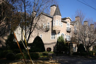 Photo: Town Homes In Atlanta,Ga. I Designed Everything Like A Castle.  Some Turrets Have Bath Tubs And Some Are Sitting Areas In Bedrooms
