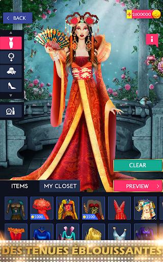 Télécharger Gratuit Jeux de Mode en vogue & Styliste pour des filles APK MOD (Astuce) screenshots 5