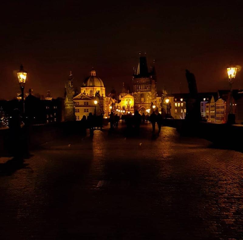 Praga e La magia di Ponte Carlo  di OlgaEmme