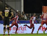 Moeskroen en Antwerp delen de punten in Henegouwen na spannende match: 2-2