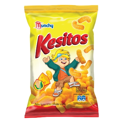 snack munchy kesitos 25gr