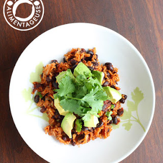 Vegetarian Mexican Rice With Beans Recipes
