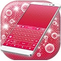 Pink Keyboard for Galaxy Y icon