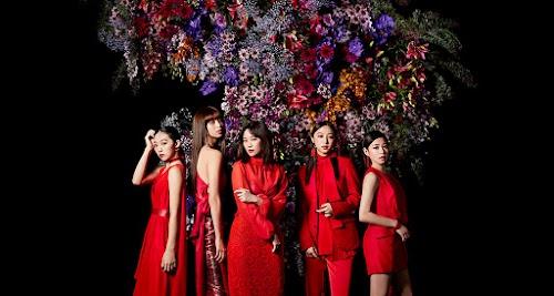 """Imagem promocional do álbum """"F""""."""