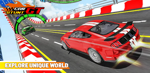 Car Stunt 3D Racing: Mega Ramps filehippodl screenshot 4