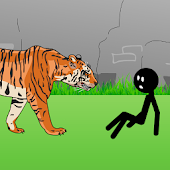 Tải Stickman mentalist. Animals Killer APK