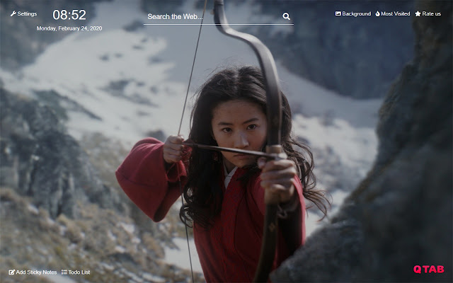 Mulan Wallpapers Hd For New Tab
