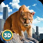 Angry Puma City Attack Sim