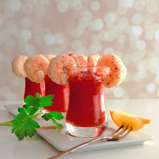 Roasted Shrimp Cocktail – Ina Fridays