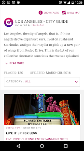 Los Angeles City Guide- screenshot thumbnail