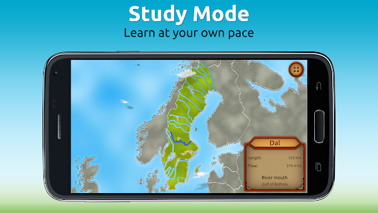 GeoExpert - Sweden Geography- screenshot thumbnail
