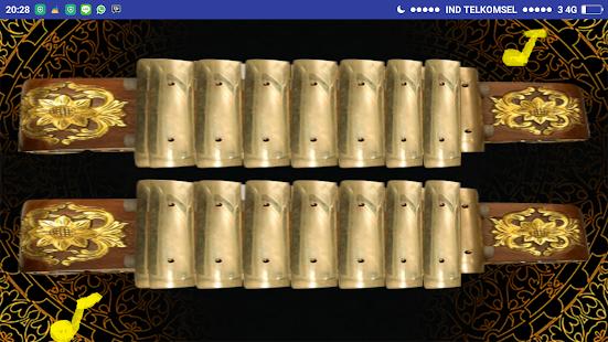 Virtual Gamelan Java Indonesia - náhled