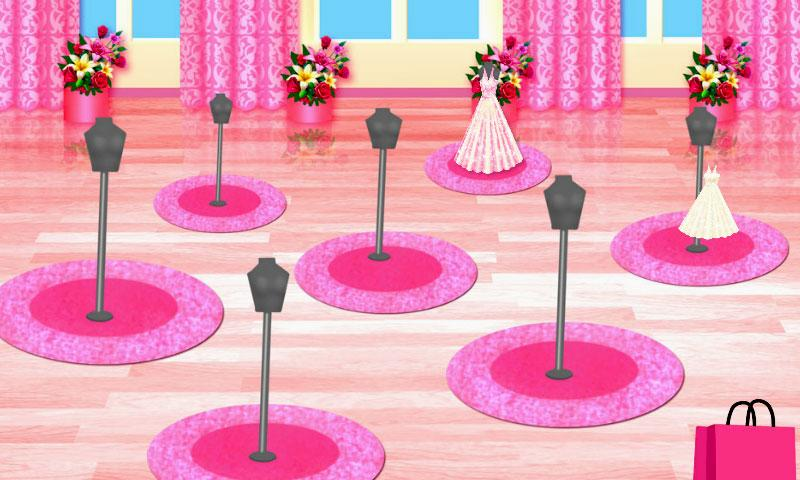 Princess Girl Games Makeover- screenshot