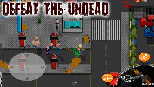 Dead Chronicles: retro pixelated zombie apocalypse 2.6.3 screenshots 5