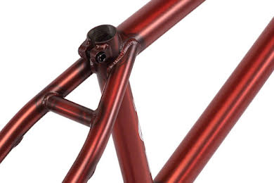 Radio S6 BMX Frame - Matte Translucent Orange alternate image 3