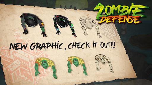 Zombie Defense: Castle Empire screenshots 3
