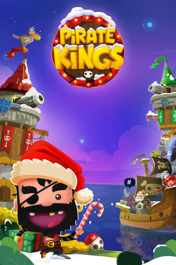 Screenshots of Pirate Kings for iPhone