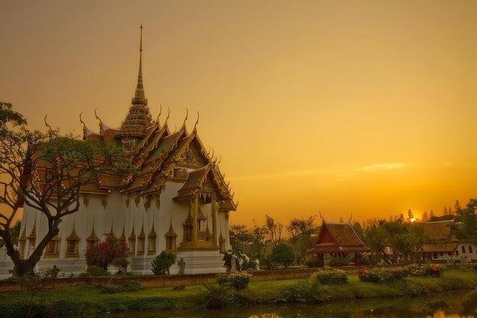 Тайланд - храм Будды
