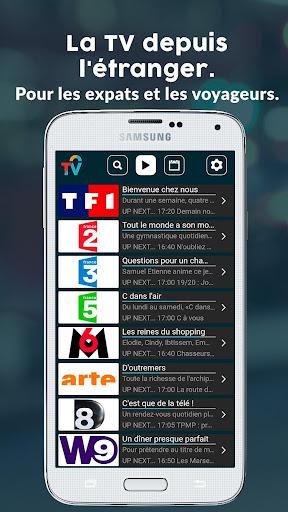 TVMucho - Regarder à l'Étranger 8.1.0 screenshots 1