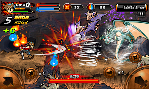Devil Ninja2 (Cave) - screenshot thumbnail