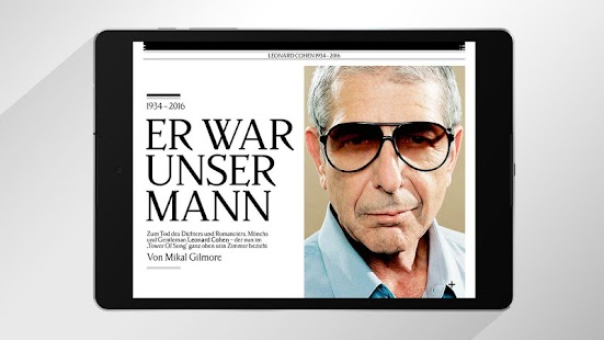 Rolling Stone Deutschland- screenshot thumbnail