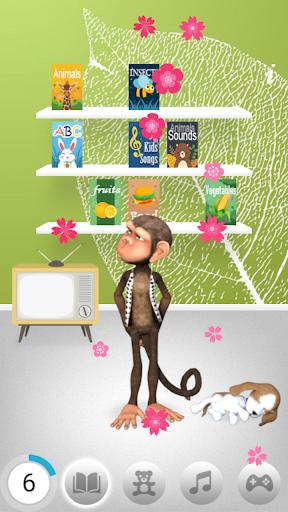 My Talking Monkey 2.1 screenshots 1