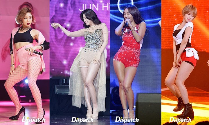 Female Idols That Prove Skinny Is Not The Only Sexy Koreaboo