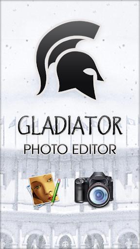 無料摄影Appの剣闘士写真編集者|記事Game