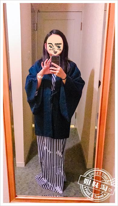 秋田縣十和田湖VIEW飯店浴衣