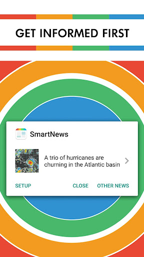 SmartNews: Breaking News Headlines 5.2.4 screenshots 4