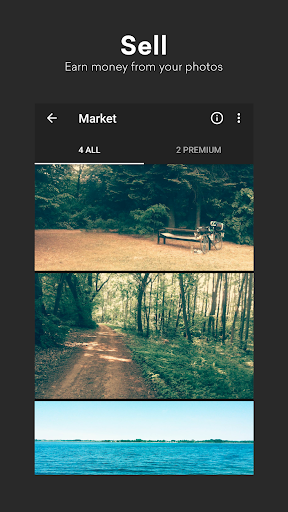 eyeem: free photo app for sharing & selling images screenshot 2