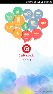 CipikaStore - screenshot