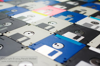 Photo: For #repetitivetuesday I've dusted off of some old floppies.  +Repetitive Tuesday curated by +Frank Schillinger +Ping Doherty +Andy Q.   Image available for licensing exclusively on +Stocksy United  http://www.stocksy.com/374273