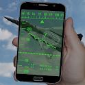 Fighter HUD on Camera - PRO icon
